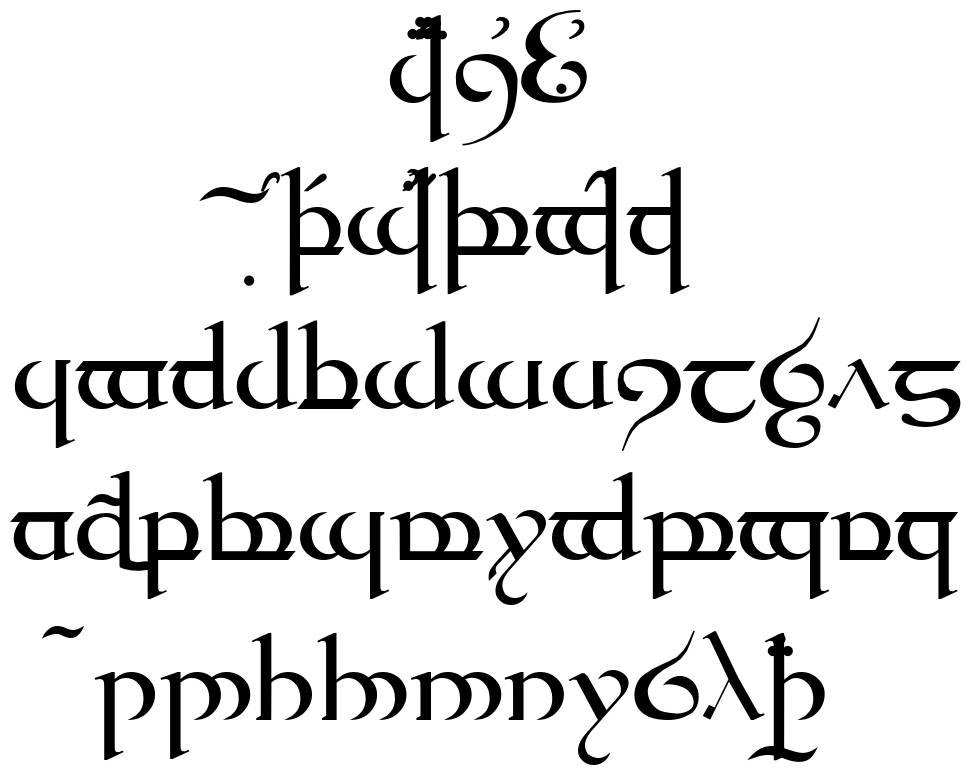 tengwar translator Common mode english tengwar for any1 who wants the translation theshitpostcalligrapher follow unfollow.
