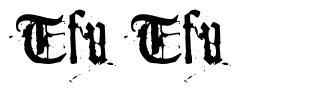 Tfu Tfu