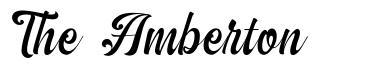 The Amberton fonte