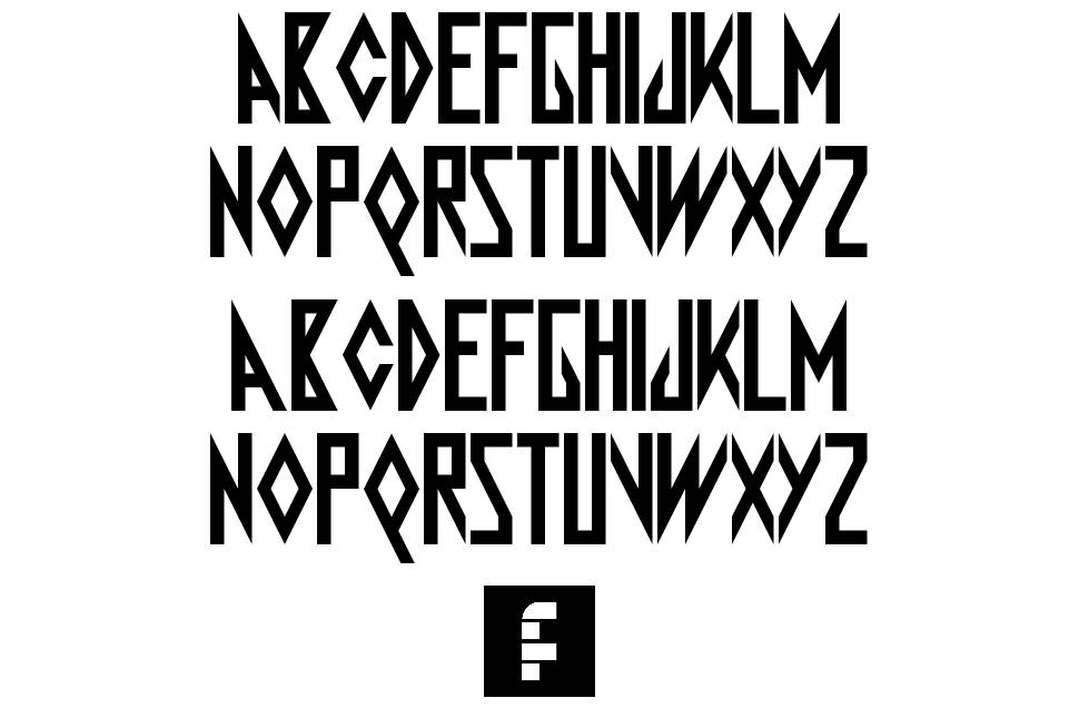 The Antenna font