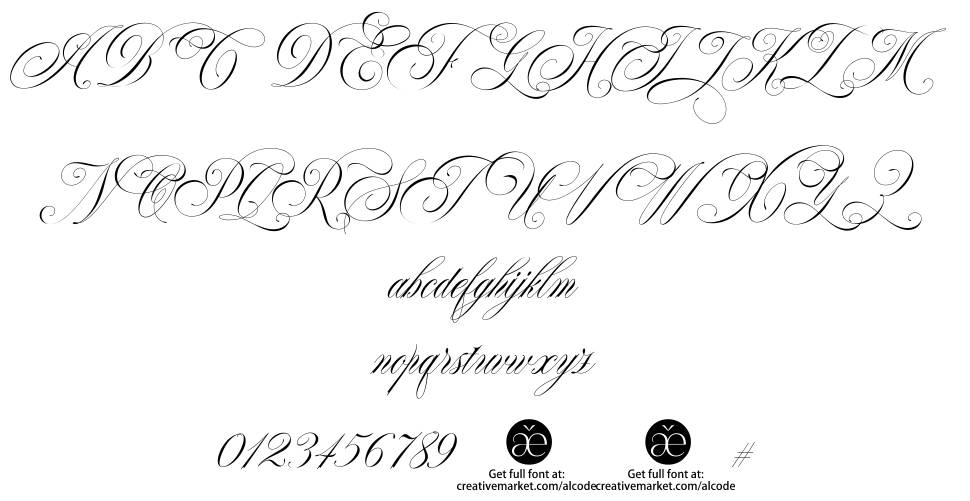The Duality font