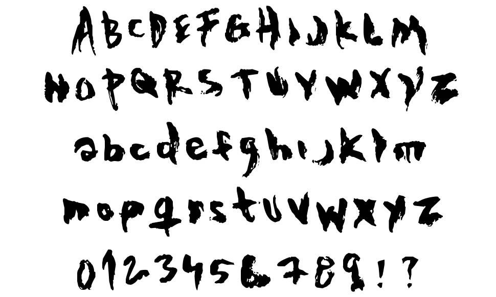 The Evil Cop font by Mr Fisk - FontRiver