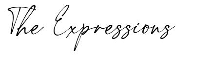 The Expressions font