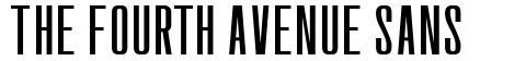 The Fourth Avenue Sans