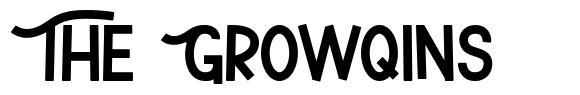 The Growqins 字形