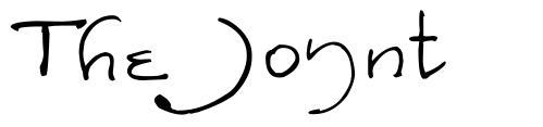 The Joynt font