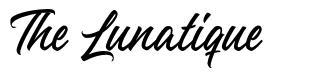 The Lunatique font
