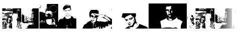 The Martin Garrix Font