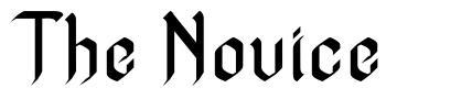 The Novice fonte