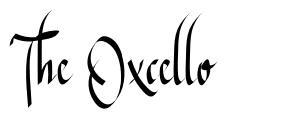 The Oxcello