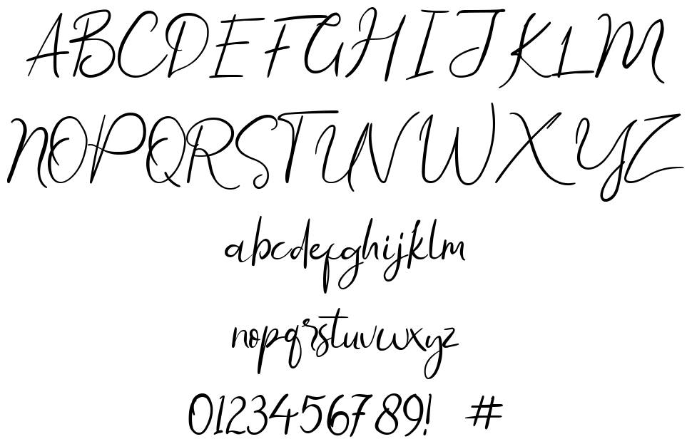 The Rottary font
