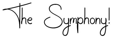 The Symphony!