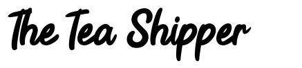 The Tea Shipper font