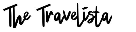 The Travelista font