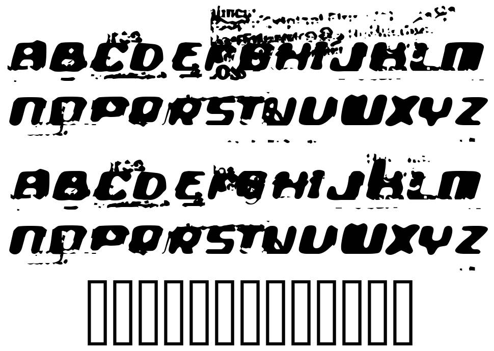 The Ultra font