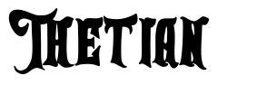 Thetian