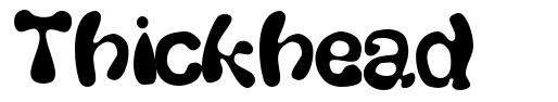 Thickhead