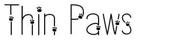 Thin Paws