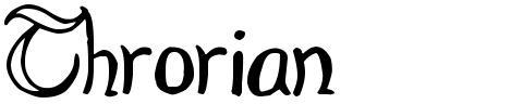 Throrian