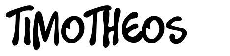 Timotheos font