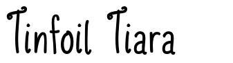 Tinfoil Tiara
