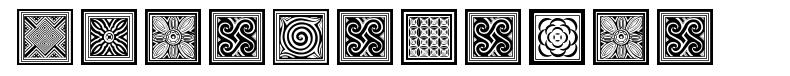 Torajamatra font