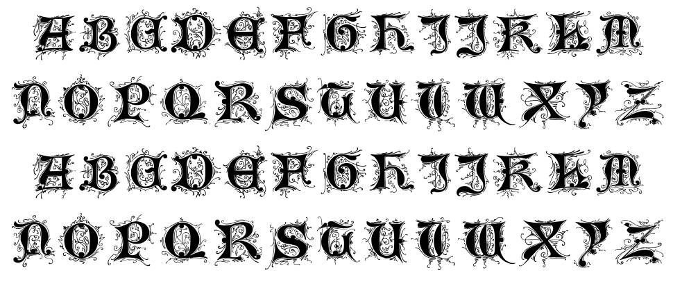 Tosca font