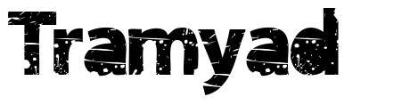 Tramyad font