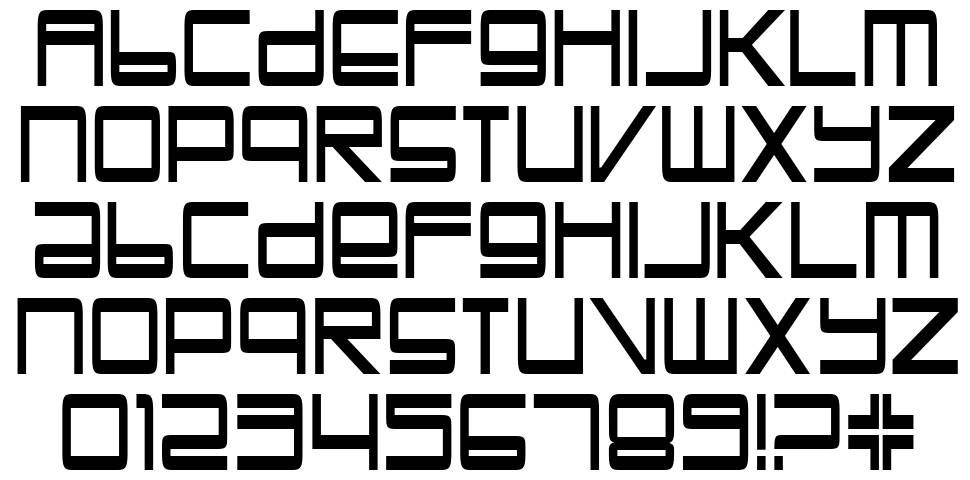 TrapperJohn-Regular font