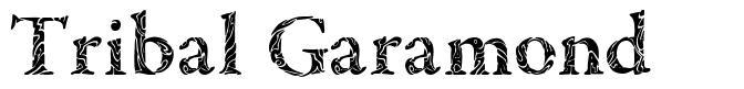 Tribal Garamond 字形
