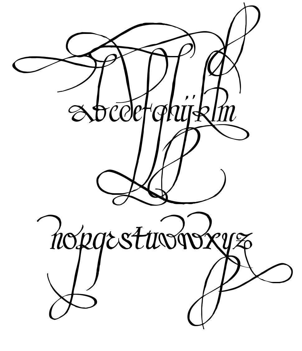 Trinculo font
