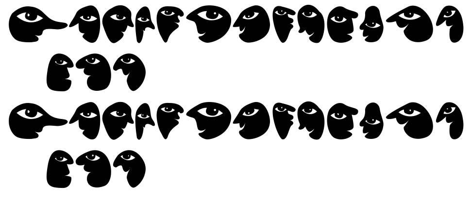 Troep font