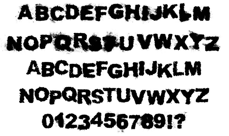 Troll Sketches font