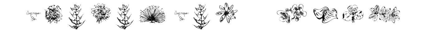 Tupiniquim Flora