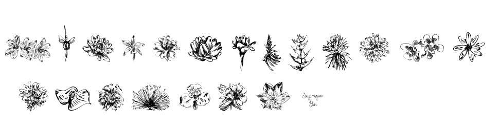 Tupiniquim Flora fonte