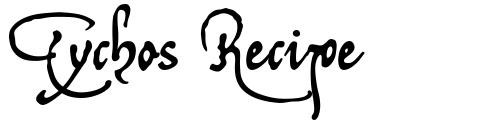Tychos Recipe