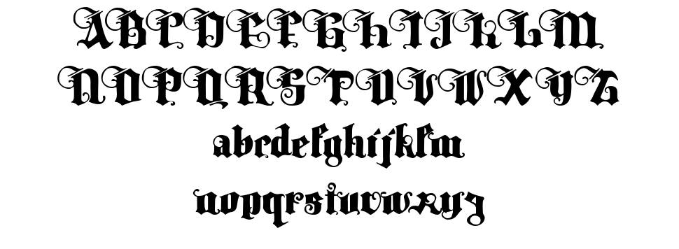 Tyrfing font