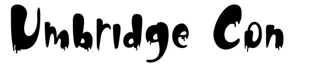 Umbridge Con