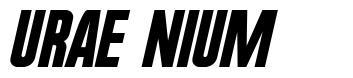 Urae Nium