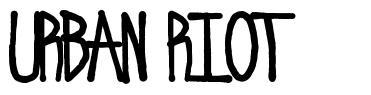 Urban Riot font