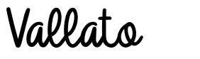 Vallato