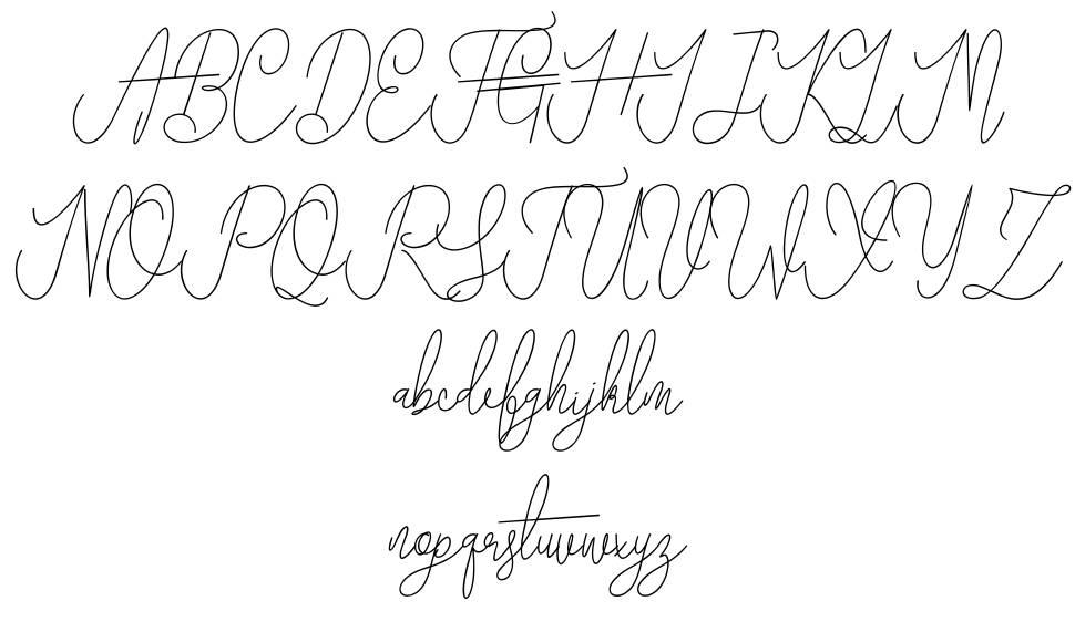 Van Basten font