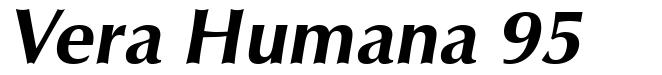 Vera Humana 95