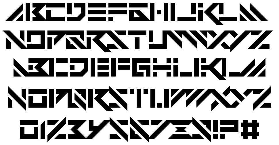 Vermin Vibes Dystopia font