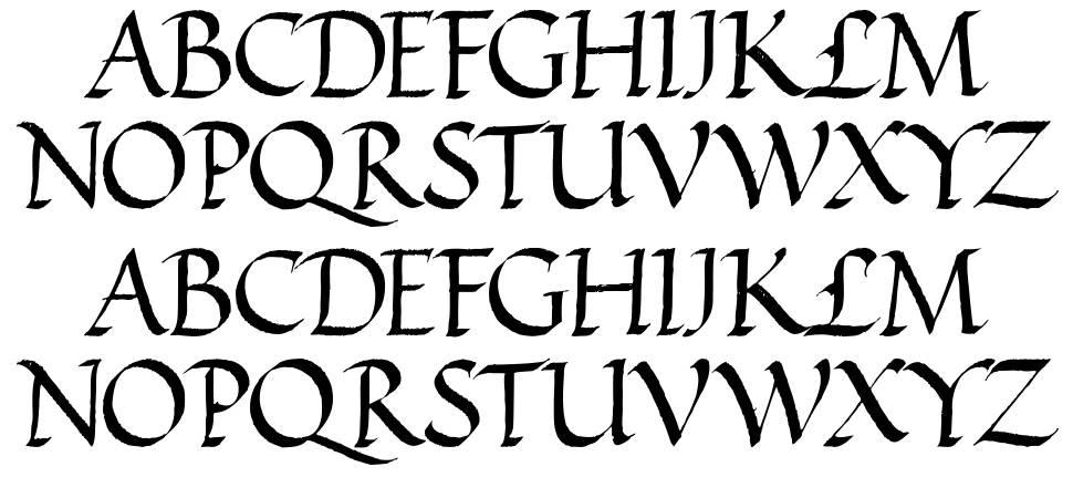 Victor Hugo font