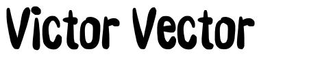 Victor Vector font