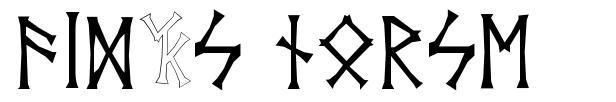 Vid's Norse