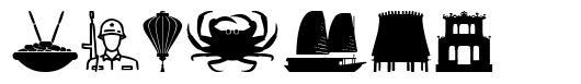 Vietnam font