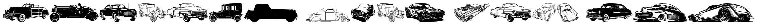 Vintage Auto Cars TFB