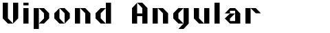 Vipond Angular
